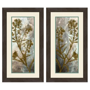 Melissa 2 Piece Framed Painting Print Set by PTM