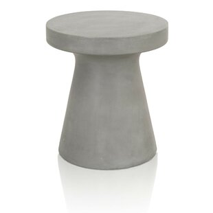 Lindgren End Table by 17 Stories