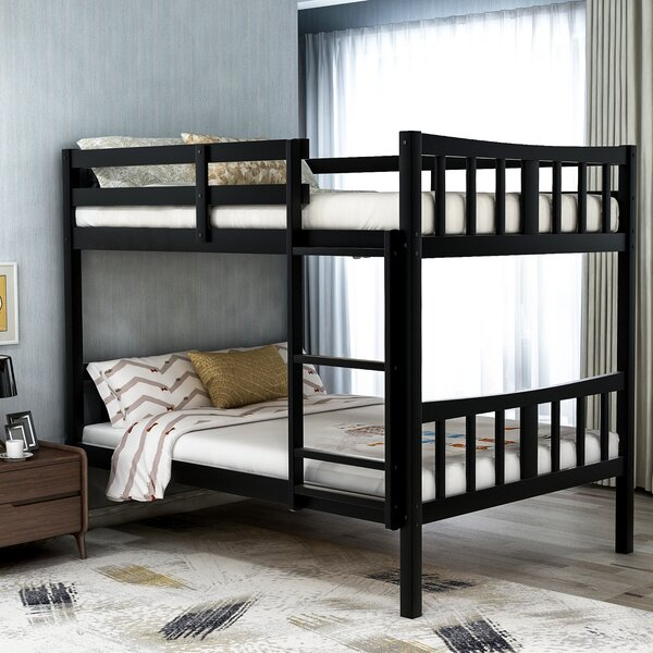 Horton Twin over Twin Bunk Bed by Zoomie Kids