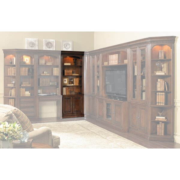European Renaissance II Door Standard Bookcase by Hooker Furniture