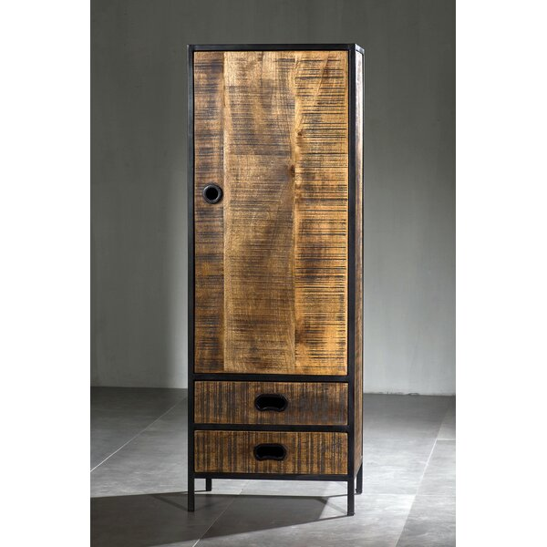 Warba 1 Door Accent Cabinet by Williston Forge