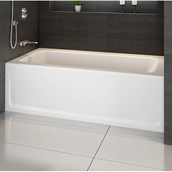 Signature® 60 x 30 Alcove Bathtub by Jacuzzi®