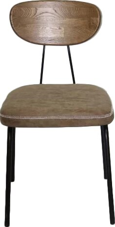 Leavy Modern Dining Chair (Set of 2) by Union Rustic