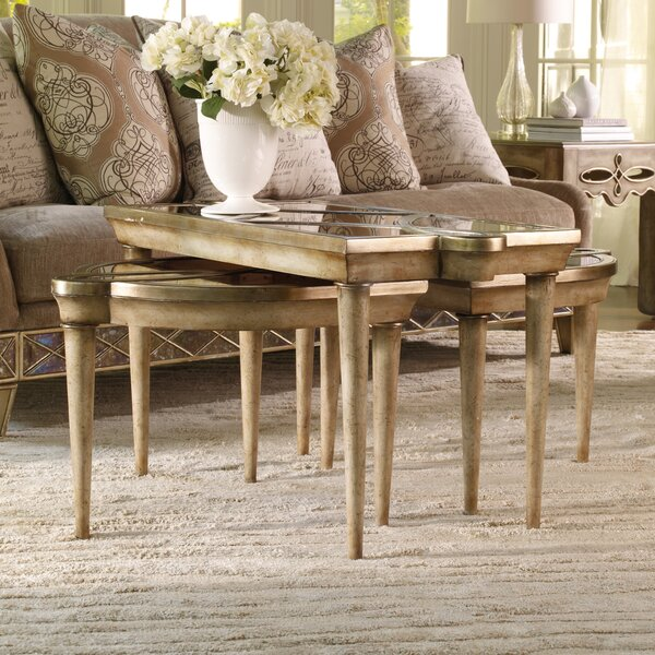 Sanctuary Bunching Table by Hooker Furniture