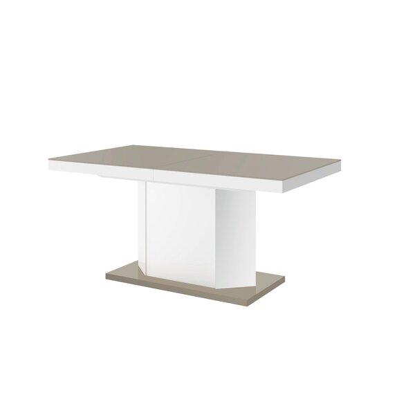 Borough Storage Extendable Dining Table by Orren Ellis Orren Ellis