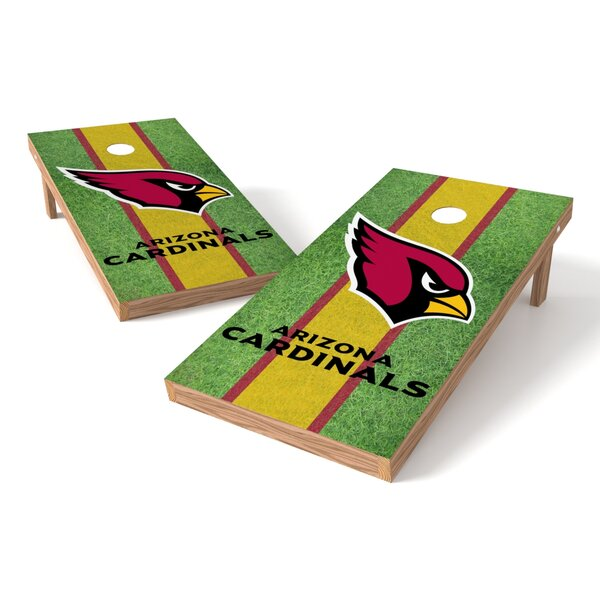 NFL Field Game Cornhole Set by Tailgate Toss