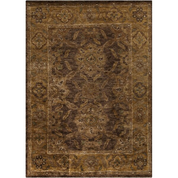 Curry Honey Rug by Bloomsbury Market