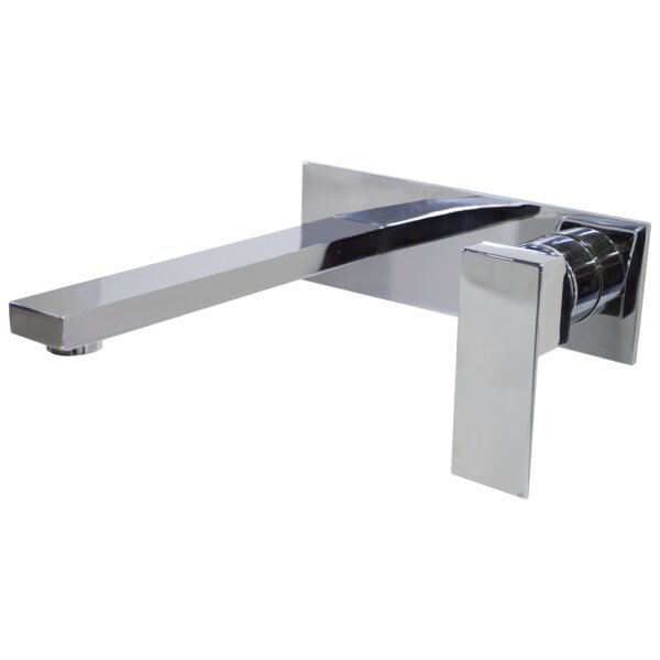Handle Linear Lavatory Wall Mounted Bathroom Faucet By Valley Acrylic Ltd.