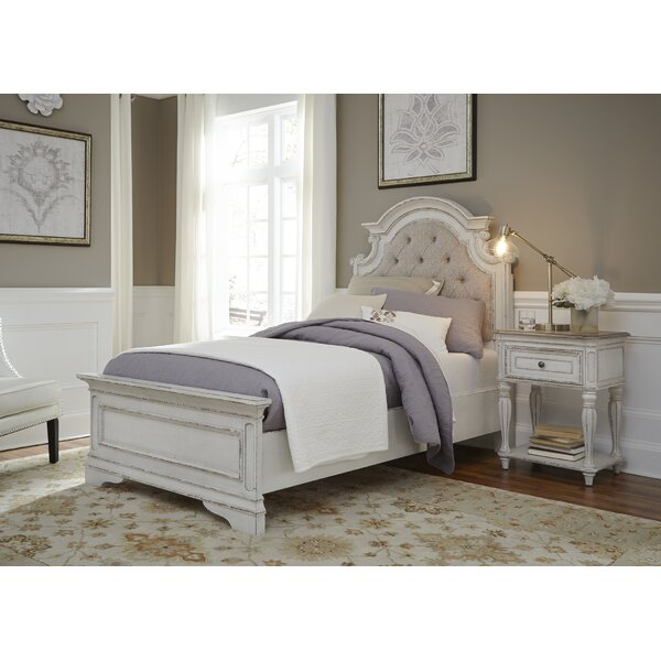 Treport Panel Configurable Bedroom Set by One Allium Way