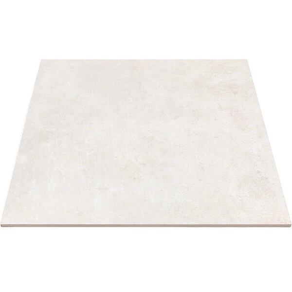 Malaga 24 x 24 Porcelain Field Tile in Sand by Splashback Tile
