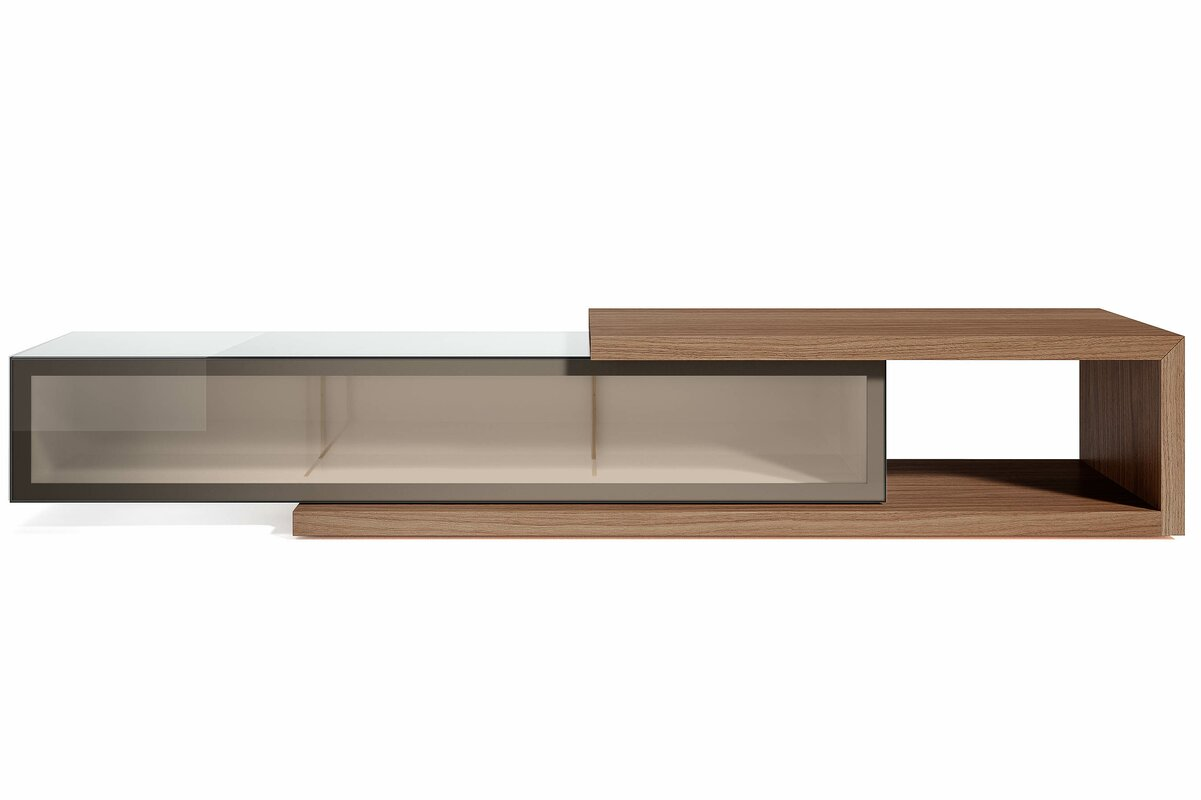 People 97 Quot Tv Stand Amp Reviews Allmodern