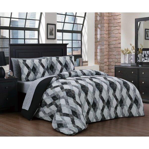Elland 8 Piece Comforter Set by Ebern Designs