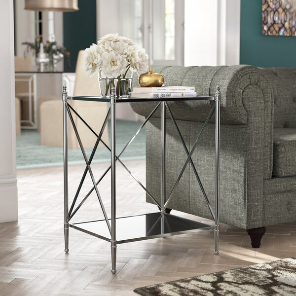 Roca End Table by Willa Arlo Interiors