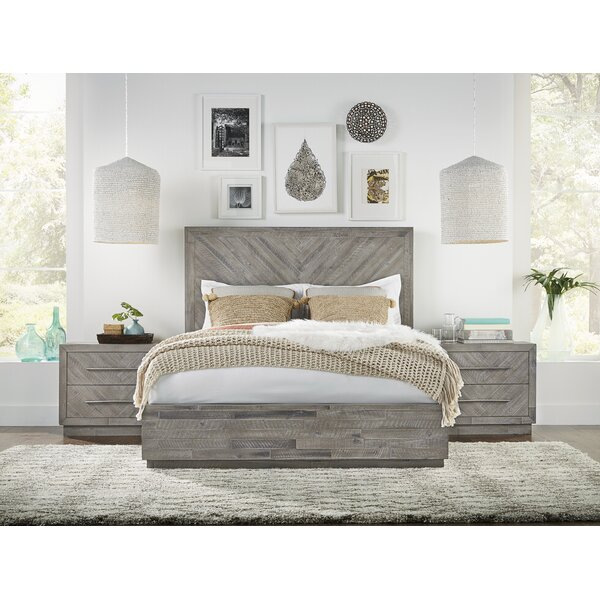 Robards Platform Solid Wood Configurable Bedroom Set By Union Rustic by Union Rustic Fresh