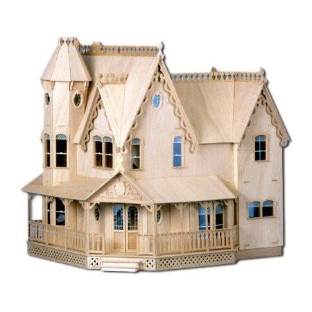 Pierce Dollhouse By Greenleaf Dollhouses.