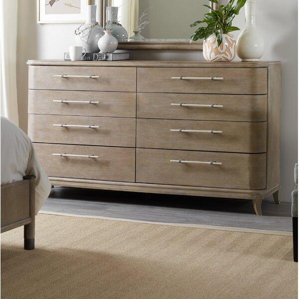 Affinity 8 Drawer Dresser by Hooker Furniture