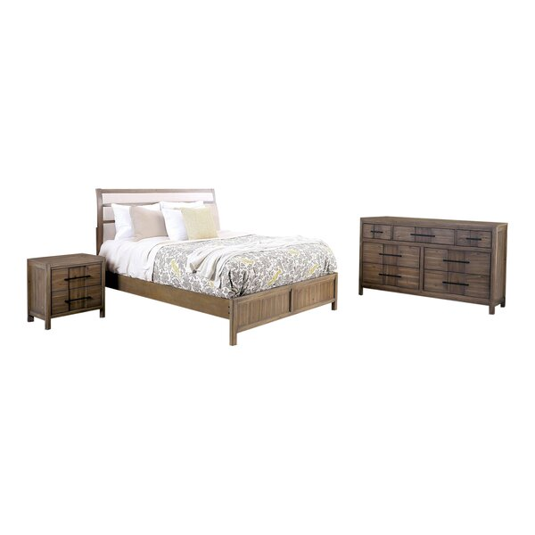 Midwest Sleigh Configurable Bedroom Set by Ivy Bronx