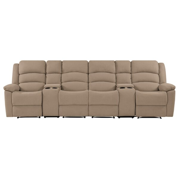 Rondon Reclining Sofa by Red Barrel Studio