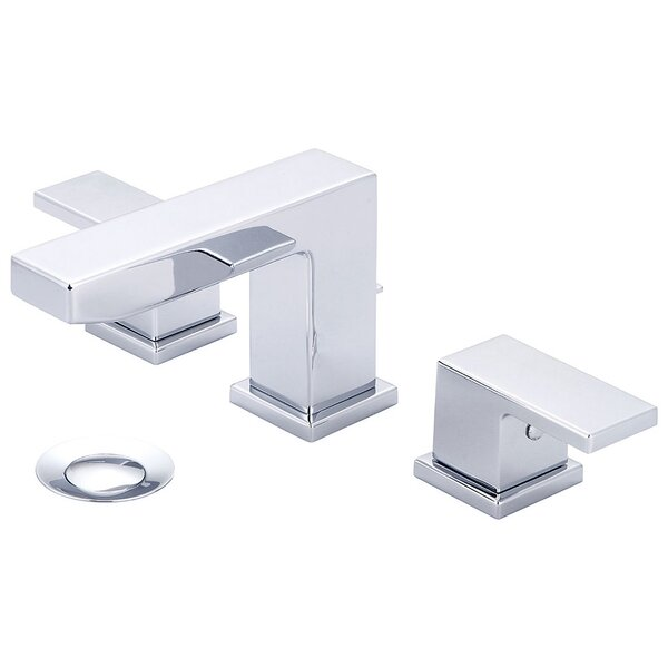 Mod Widespread Bathroom Faucet by Pioneer