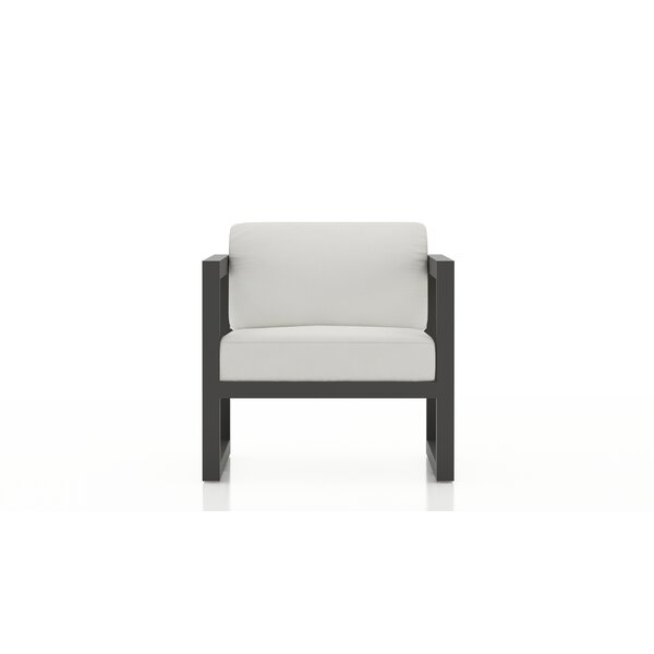 Remi Patio Chair With Sunbrella Cushions By 17 Stories