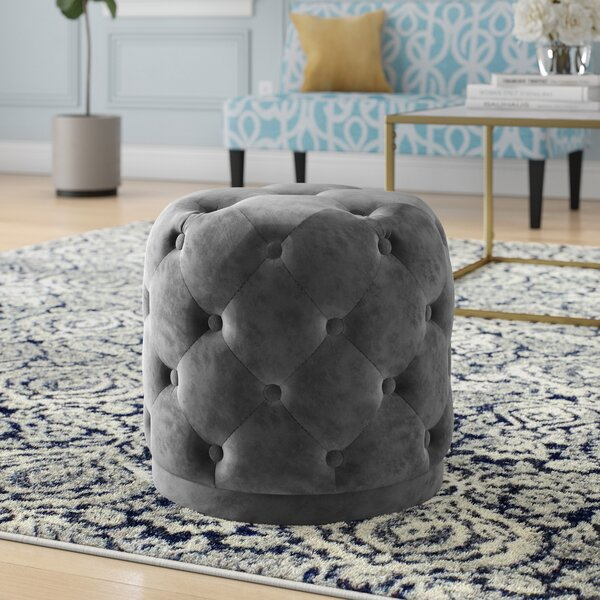Bonifacio Tufted Pouf By Mercer41 Design