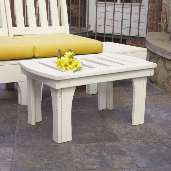 Westport Wood Coffee Table by Uwharrie Chair