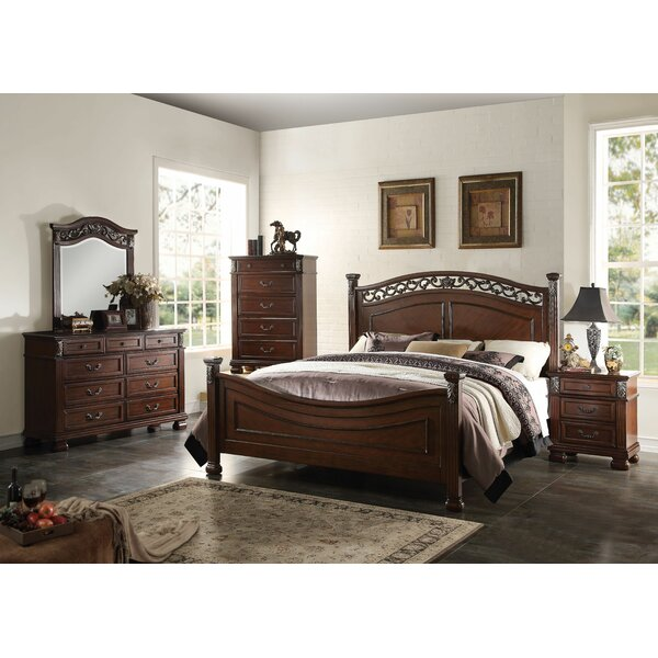 Rowland Panel Configurable Bedroom Set by Fleur De Lis Living