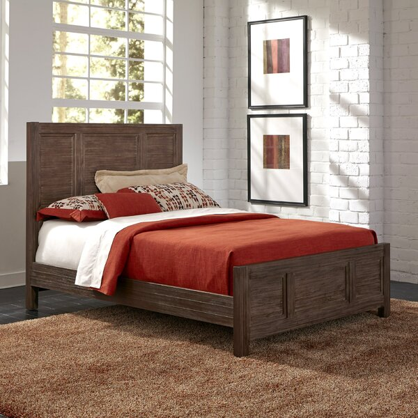 Hollo Panel Bed by Bay Isle Home