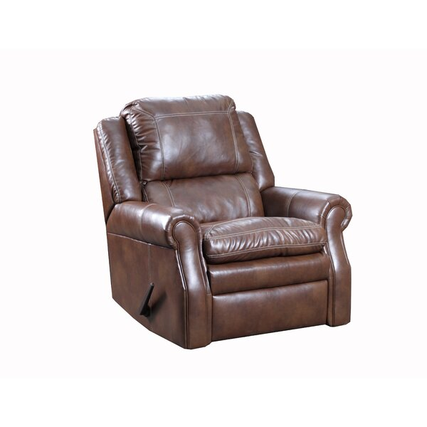 Landgraf Manual Rocker Recliner By Alcott Hill