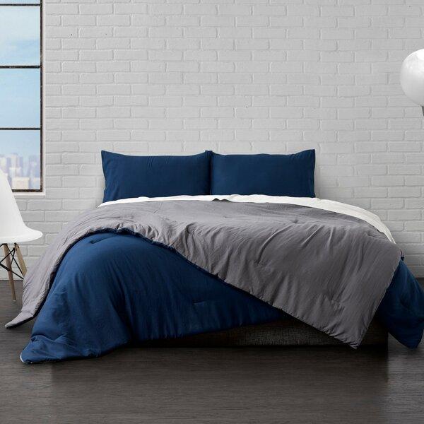 Richwood Reversible Comforter Set (Set of 3) by Winston Porter