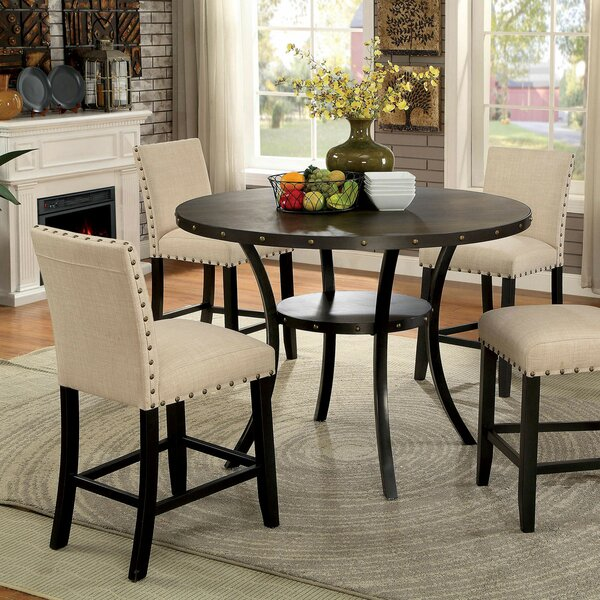 Katya 5 Piece Dining Set by Gracie Oaks Gracie Oaks