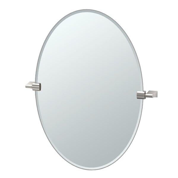 Bleu Bathroom/Vanity Mirror by Gatco