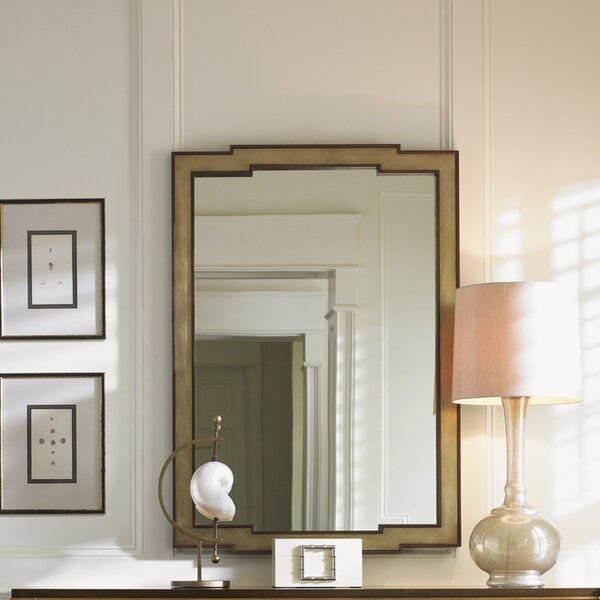 Tower Place Glencoe Rectangular Dresser Mirror by Lexington