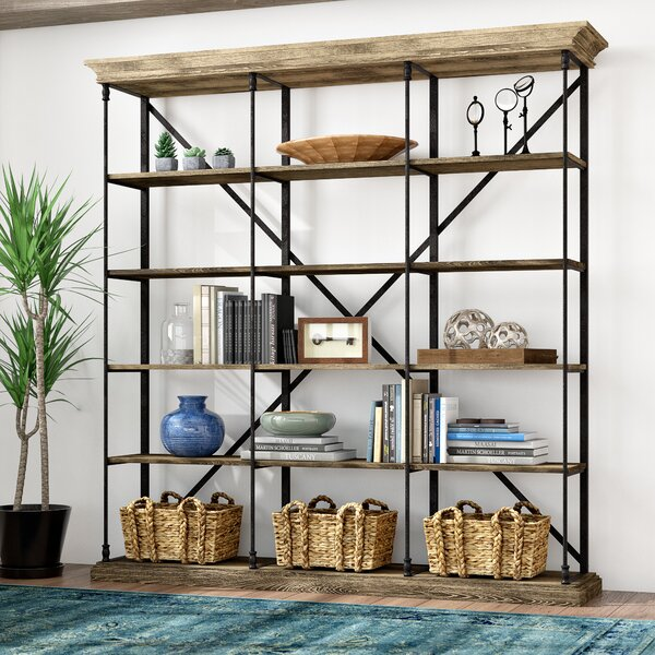 Mabie Library Bookcase by Trent Austin Design