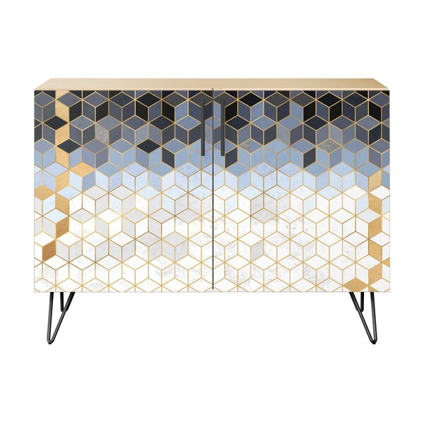 Leonard 2 Door Accent Cabinet by Brayden Studio Brayden Studio