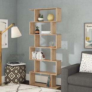 Susann Geometric Bookcase