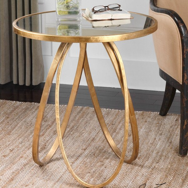 Ridgeville End Table by Everly Quinn
