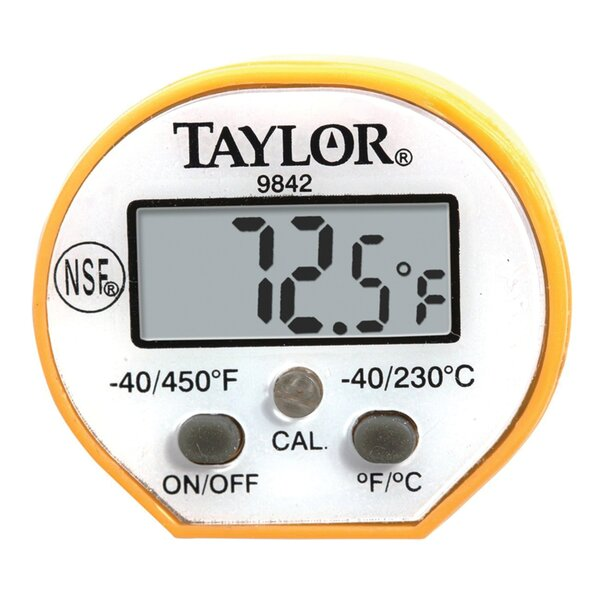 Instant Read Digital Thermometer by Taylor