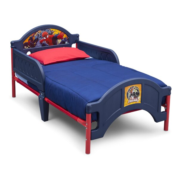 Spider-Man Convertible Toddler Bed by Delta Children