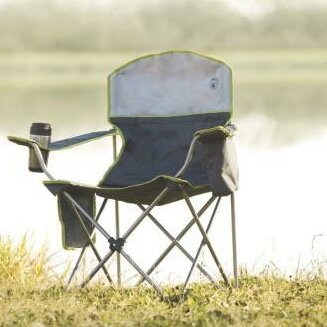 Signature Quad Reclining Camping Chair by Coleman