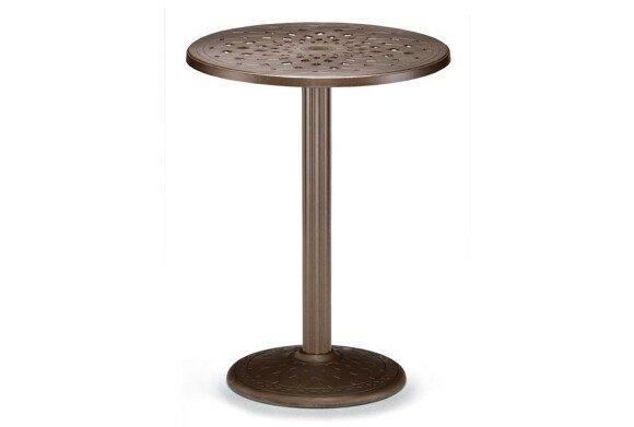 Cast 30 Round Bar Table [Telescope Casual]