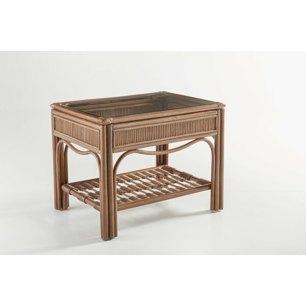 Stover End Table by Bay Isle Home