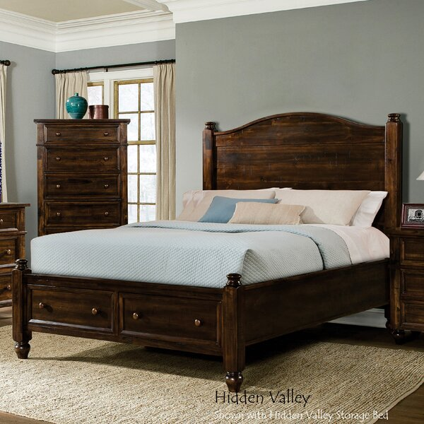 Desaree Storage Panel Bed by Darby Home Co