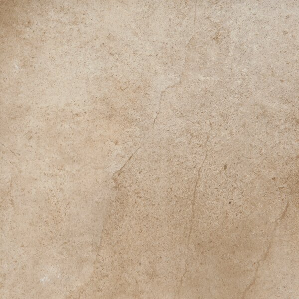 St Moritz II 12 x 12 Porcelain Field Tile in Cotton by Emser Tile