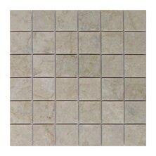 Olympos 2 x 2 Marble Mosaic Tile in Beige by Seven Seas