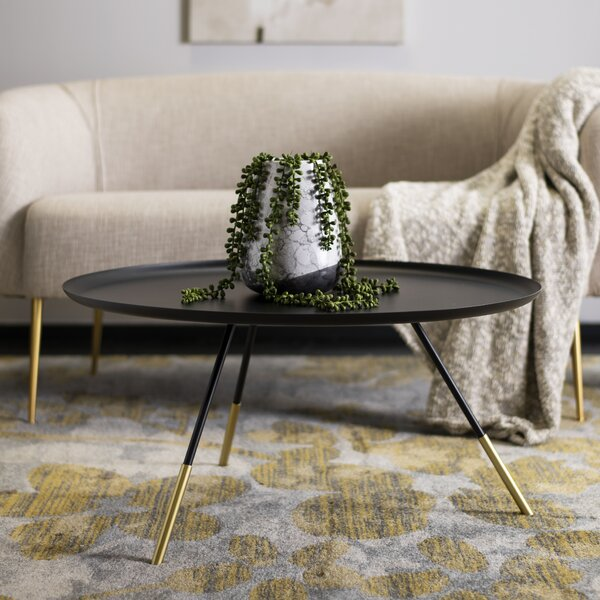 Groves Coffee Table by Wrought Studio