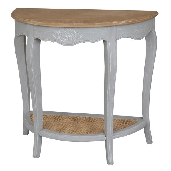 Madison Console Table By August Grove