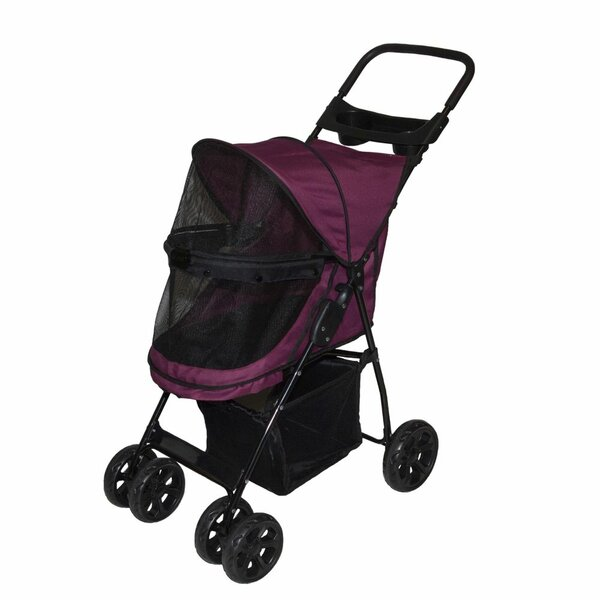 Happy Trails Lite NO-ZIP Pet Stroller by Pet Gear