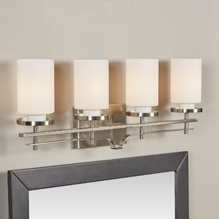 Foxall 4-Light Vanity Light By Birch Lane™ Wall Lights