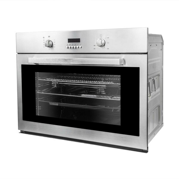 30 Convection Electric Single Wall Oven by Cosmo